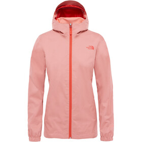 The North Face W's Quest Jacket Desert Flower Orange Heather